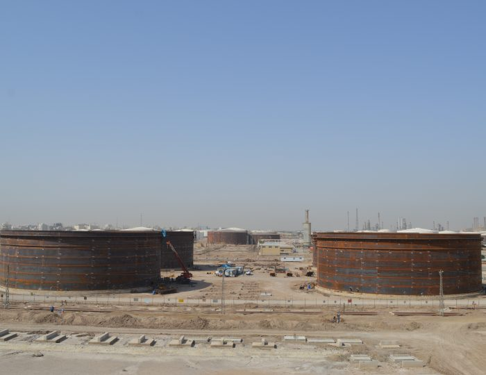 "New Pump Stations & Terminals in ""Abadan"" and ""Mile 40 Mahshahr Road"" Project"