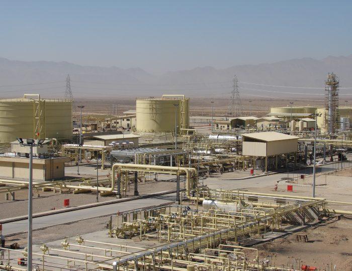 Sarvestan – Saadatabad Oil Fields Development