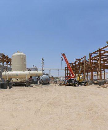 Distillate Hydrotreating Project Shiraz Oil Refinery