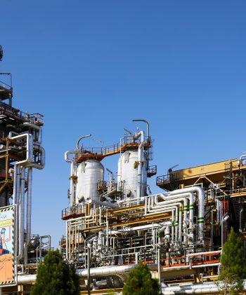 Tabriz Refinery Gasoil Hydrotreating Plant