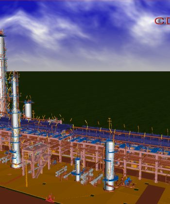 Basic Engineering Design for Persian Gulf Gas Condensate Refinery