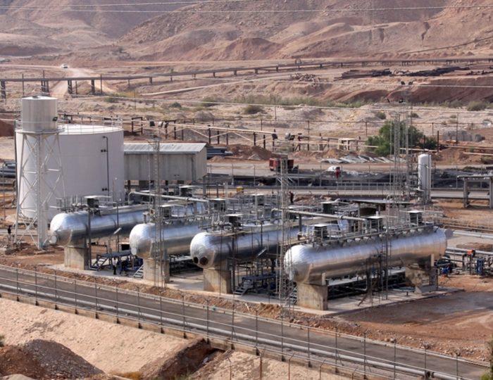 Parsi – Aghajari Desalting / Dehydration Plant