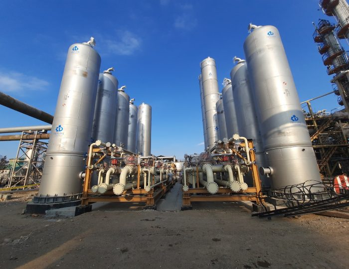 Tabriz Sulphur Recovery Plant Project